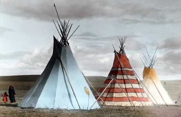 tipi1 ancient house