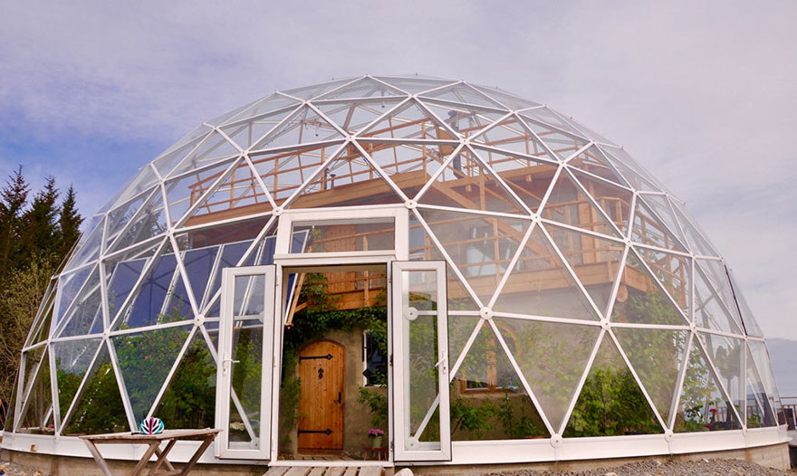 nature house dome
