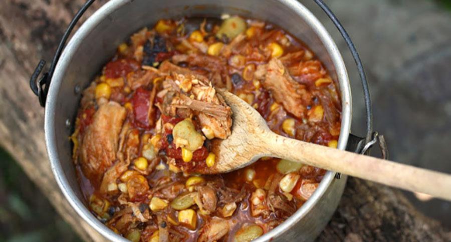 squirrel stew