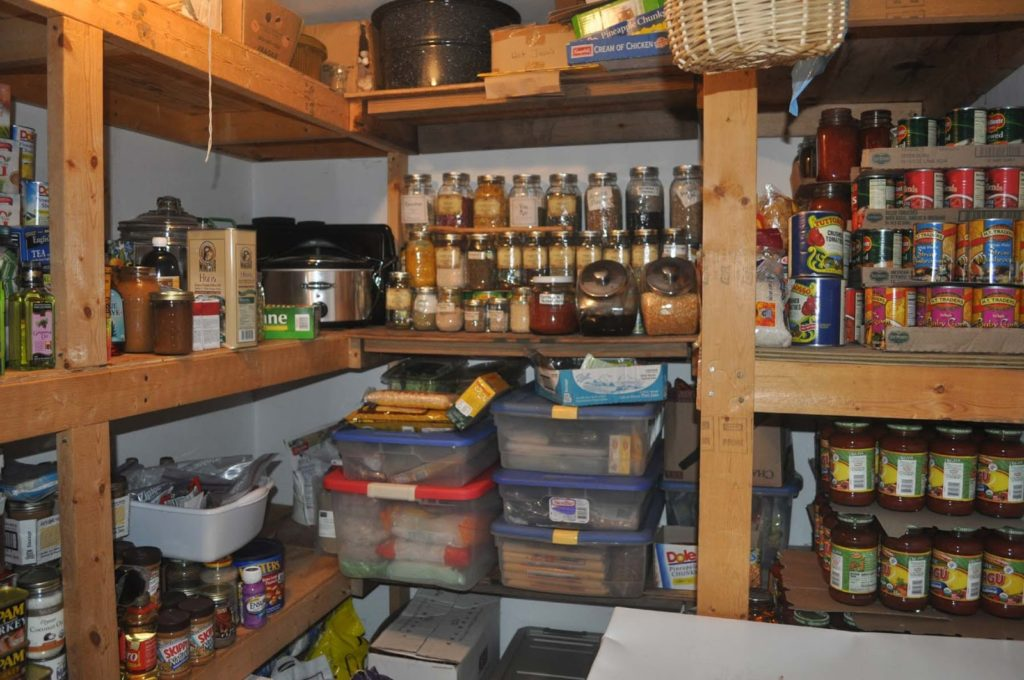 pantry stockpiling tips