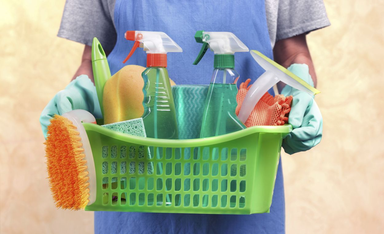 40 Household Cleaning Tips