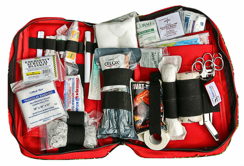 EDC Trauma Kit